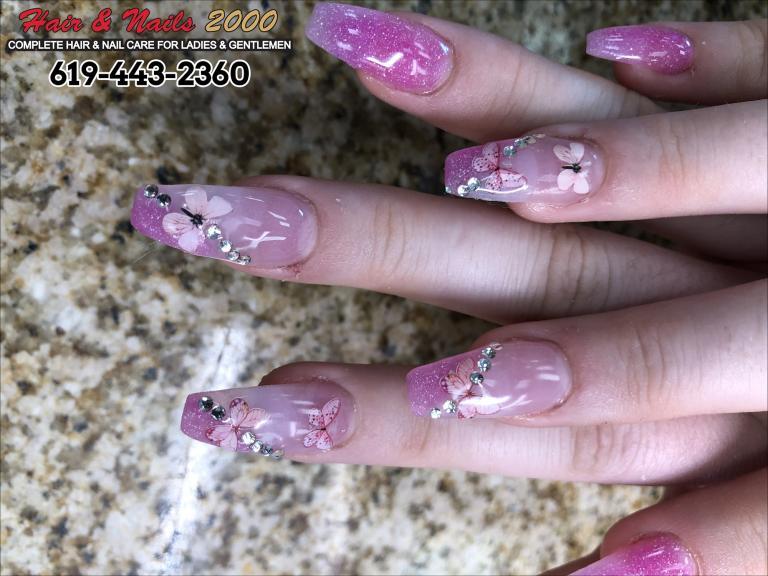 Hair & Nails 2000 | Nail salon 92040 | Hair salon Near me in Lakeside CA 92040